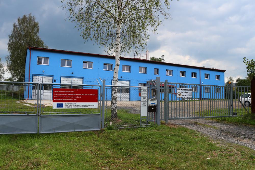 Budova Jan Hubený s.r.o.